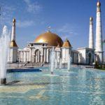 Turmenbashi-mauzoleum-Asghabad-Turkmenistan