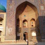 Uzbekistan-Buchara-Mauzoleum-Ismaila-Samaniho