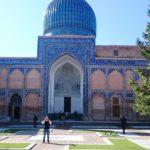 Uzbekistan-Samarkand-Mauzoleum-Guri-Amir